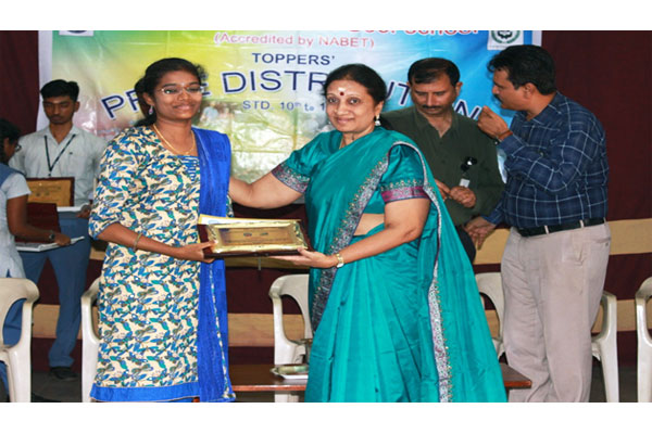 Toppers Felicitation